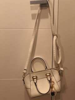 Colette white crossbody