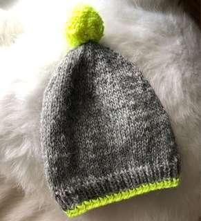 Brand new Wool slouch....winter hat