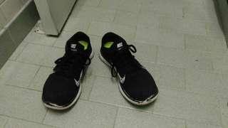 Nike free Flyknit 4.0 black