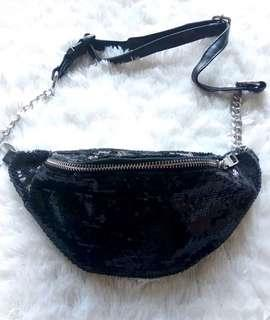WAISTBAG SEQUIN IMPORT PREMIUM