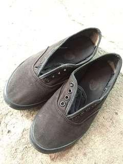 Rubber Shoes (All Black)