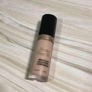 🚚 Too faced 遮瑕膏 super coverage