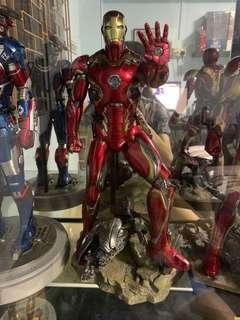 Hot toy ironman mark 45