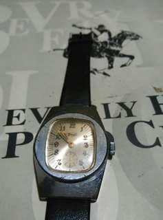 Vintage Russian Zim rare unusual shape watch