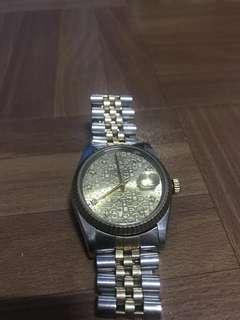 🚚 古董 Rolex 68273 日誌