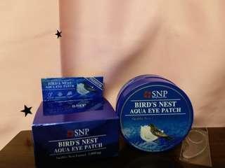 SNP燕窩補水眼膜(全新)