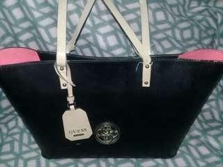 Original guess leather bag