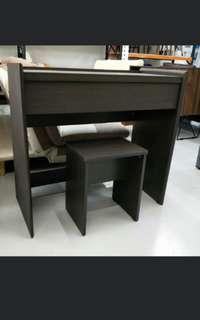 Dressing table with stool INSTOCK!