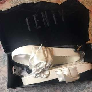 Authentic Brand New with Box Fenty Slides by Rihanna
