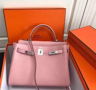 Hermes Kelly Pink