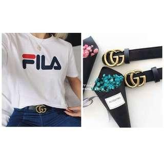 🆕 READY STOCK GG INSPIRED BELT