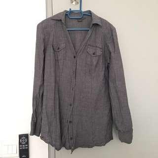 Armani Exchange v-neck shirt #XMAS50