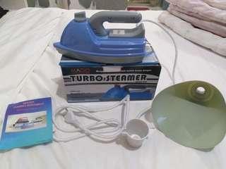 Setrika Uap Mago Turbo Steamer