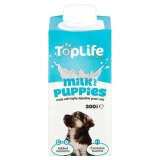Toplife Puppy Milk