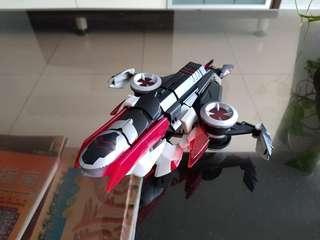 Transformers Animated Hasbro Voyager Megatron