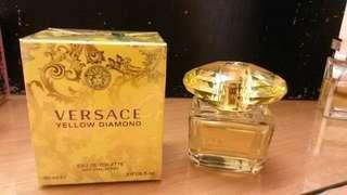 Perfume Versace Yellow Diamond 90 ML Original New