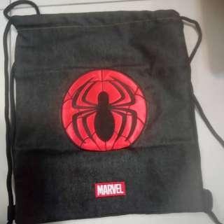 全新蜘蛛人束口袋