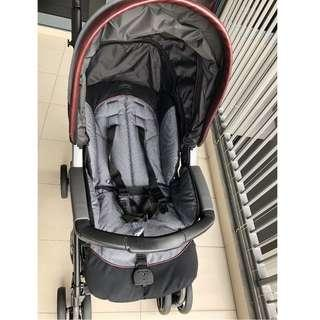Peg Perego P3 Stroller (Made In Italy)