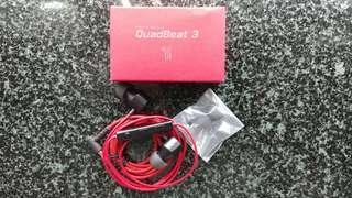 LG 耳機 LG Quadbeat 3 earphones