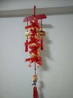 Chinese New Year Decoration Garlic