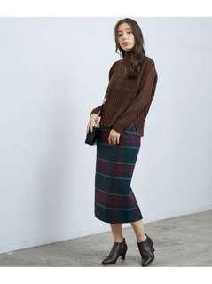 全新日本女裝 Rope Picnic 冷衫
