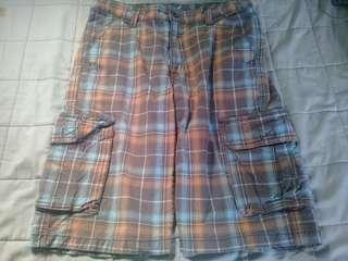 Pre loves Crazy 8 shorts