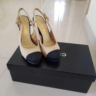 d2f9ef6489e1 Chanel Heels (LNIB)