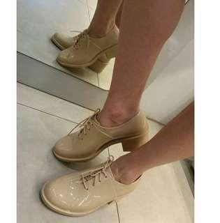 Nude heels (original Melissa dubrovka)