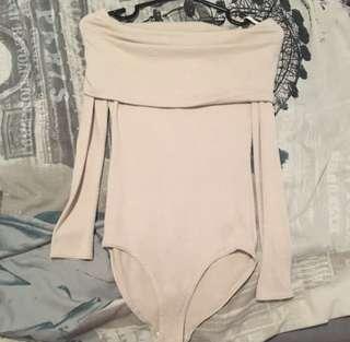 Aritzia Wilfred bodysuit
