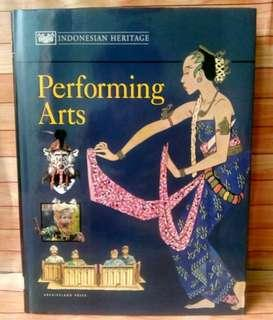 Indonesian heritage vol. 8 performing arts