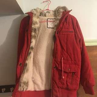 🚚 長板保暖外套