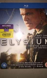 Elysium bluray