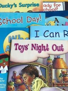 🚚 Rigby Literacy readers set