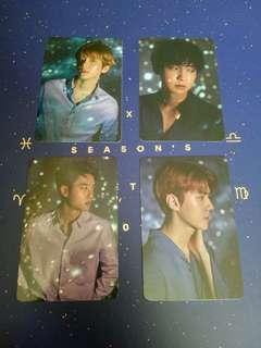 [INSTOCKS] EXO Season Greetings