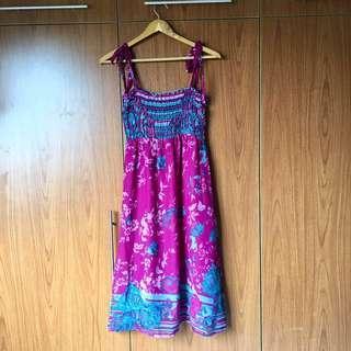 Purple Sun Dress (M-L)