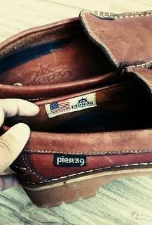 🚚 質感皮鞋(2手,學院風)