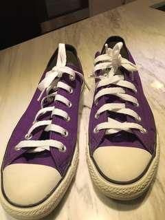 A Pair of Converse Sneakers