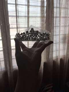 New Wedding Crown with 2 clips