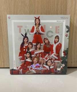 [SLASHED PRICE!] TWICE LANE 1 CHRISTMAS ALBUM
