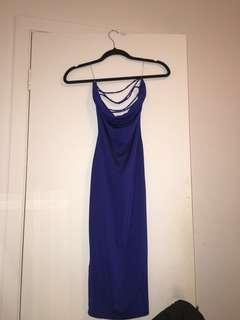 M Boutique Strappy Back Dress