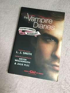 Vampire Diaries Limited Edition Book