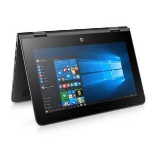 "BRAND NEW 11.6"" HP x360 Convertible Touchscreen 11-ab122TU"