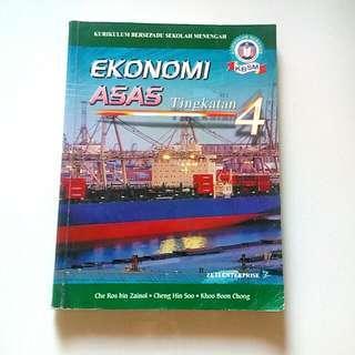 Ekonomi Asas Tingkatan 4