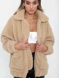 I AM GIA pixie coat