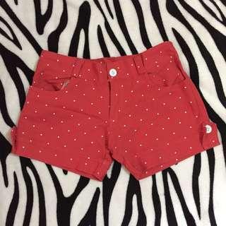 PRE❣️ • Polka shorts