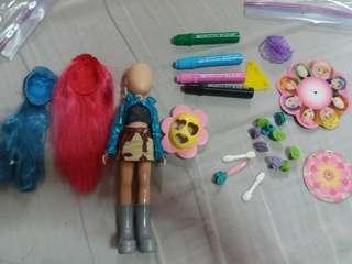 Original Mattel whats her face doll