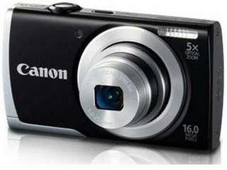 Canon Powershot A2500 Point & Shoot Compact Camera