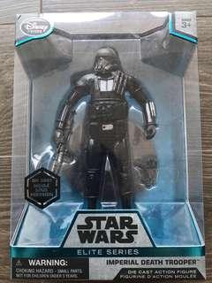 Star Wars Rouge One Elite Series -  Imperial Death Trooper  (6.5 inch Die Cast Action Figure)