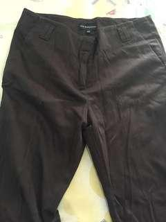 The executive brown pants