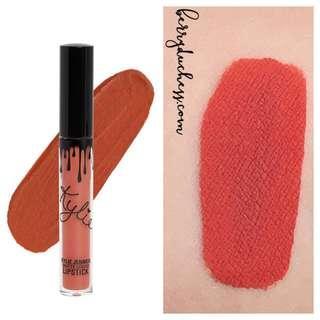 Kylie Matte Liquid Lipstick - 22